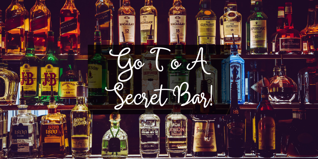 Are you looking for a secret bar? Have you always been curious about speakeasy culture? You can get all of that and more at The Still in Tucson. It's a secret bar, text for reservations and location information just like something out of a spy novel. This cool and secluded spot is serving up amazing small plates and a revolving menu of craft cocktails that doesn't repeat or disappoint!